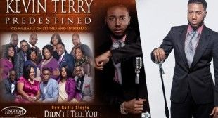 VIDEO: Gospel Singer Kevin Terry Takes A Blow For Jesus. NSFW Sex Tape Hits