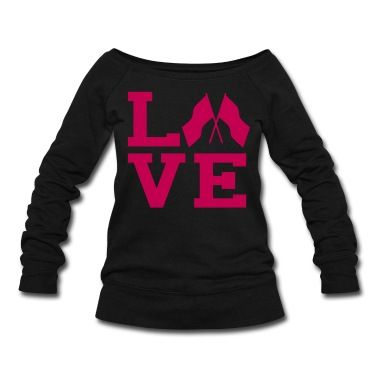 love color guard Women's T-Shirts