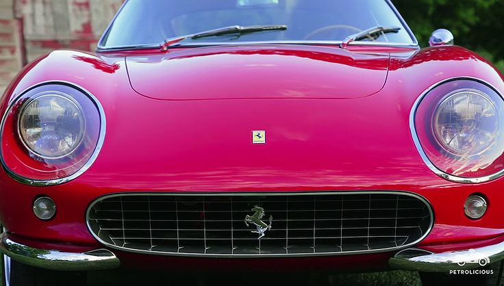 Skip Barber Explains Why the Ferrari 275 GTB Is his Top Ride of All Time