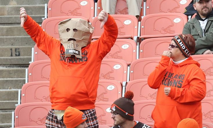 Sitting At 0-11, Cleveland Browns Tickets Are Now Going For A Whopping $6