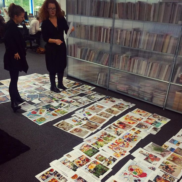 What putting together a special food and celebrations issue looks like! This was our first week of planning with our new designer Lisa - you can read more about her on the contributors page on page 6  #planning #new #issue #food #celebrations #magazine #moments