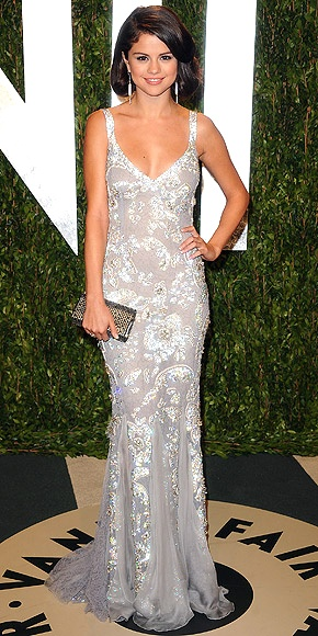loved this Dolce & Gabbana gown on Selena Gomez - stunning