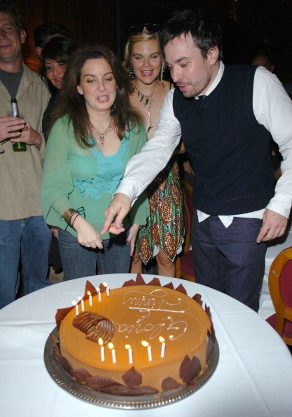 Jimmy Fallon's Birthday Party - September 24, 2005