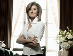 Female Entrepreneur, Ariana Huffington Founder of Huffington Post. Has made online news a common household event.  http://www.LiveALifeWithoutLimits