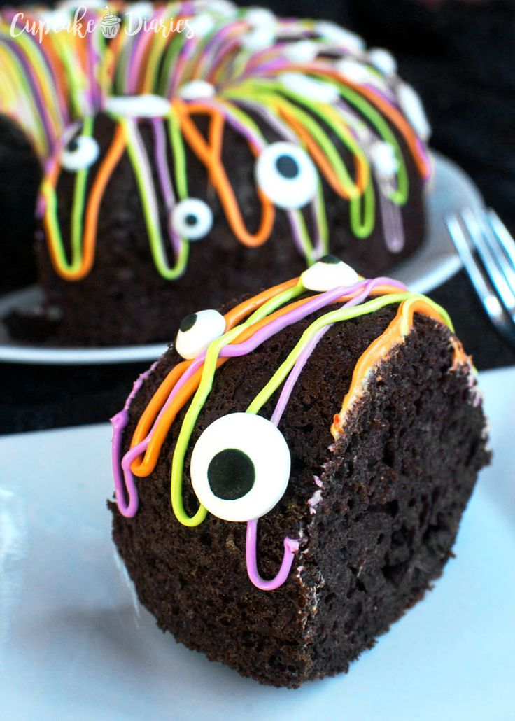 Worms In Cake Mixes
