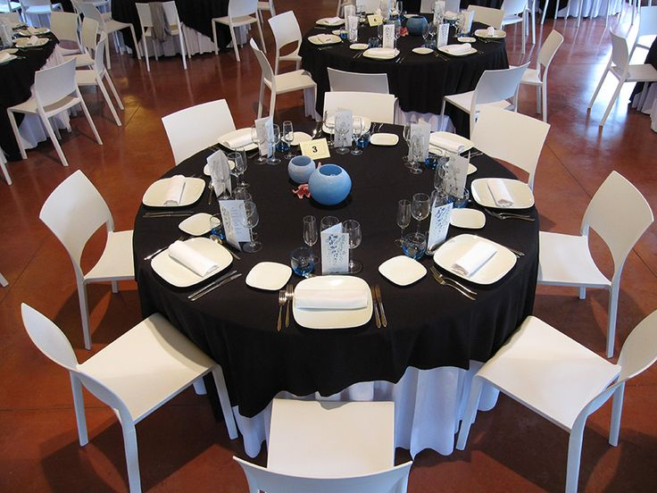 Beethoven Tables And Fiona Chairs