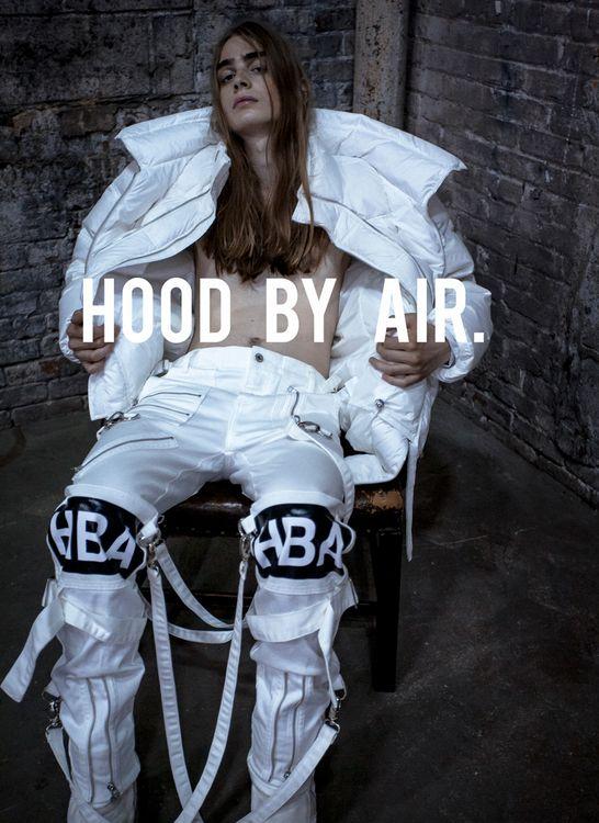 Hood By Air Efterår / Vinter 2014 (Cara Delevingne)