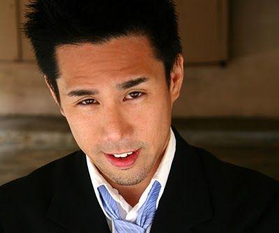 Poor misunderstood Brad Cooper (Parry Shen)