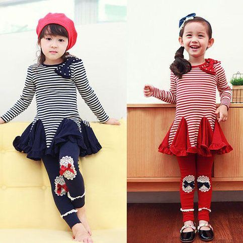 Condition:100% brand new with Tag  Material: Cotton Size:2-7 Years Color: Red / Blue
