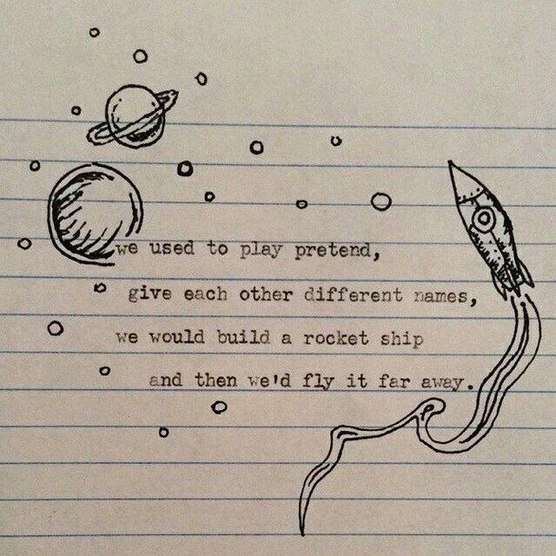 doddle, lyrics, paper, quotes, space, twenty one pilots, stressed out