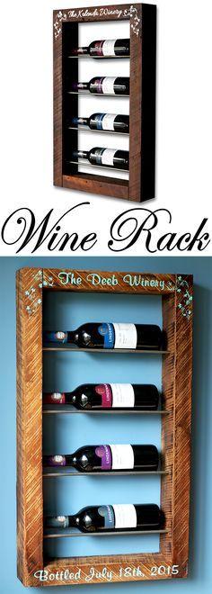 wine decor, wine wall decor, wine kitchen decor, wine rack, kitchen decor, Rustic Wine Rack, Wood Wine Rack, Wall Wine Rack, Shabby Chic, Rustic Kitchen Decor, Wedding Gift, Man Cave, Groomsman Gift, wine rack, wall wine rack, Christmas gifts