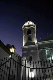 Church from 1700's in Buenos Aires