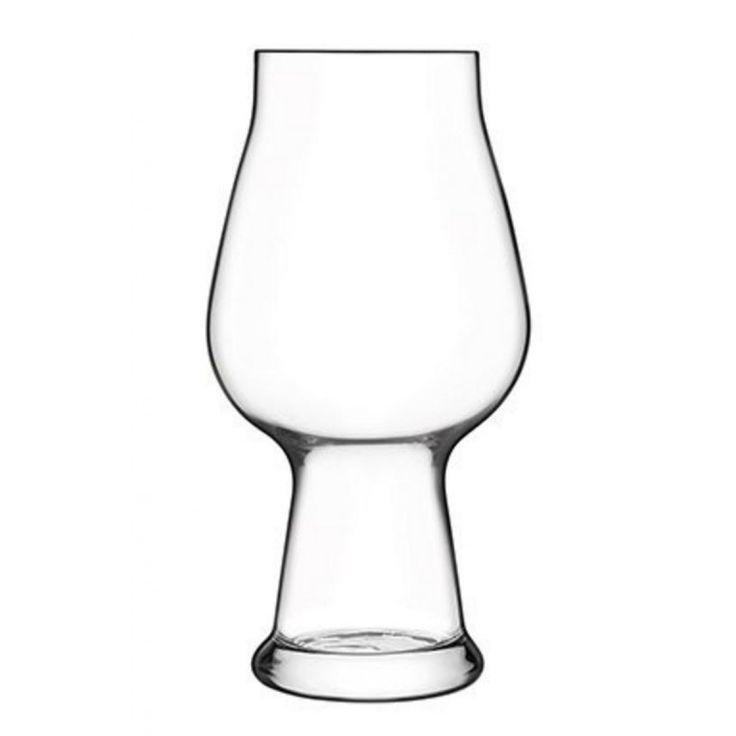 Luigi Bormioli Lui Birrateque Stout Glass 600ml Set of 2 For NZ$25.13   Kitchenware Superstore