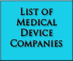 101 List Of Medical Device Compnies To Start Career In Sales | Tips For Medical Representative For Success In Medical Sales
