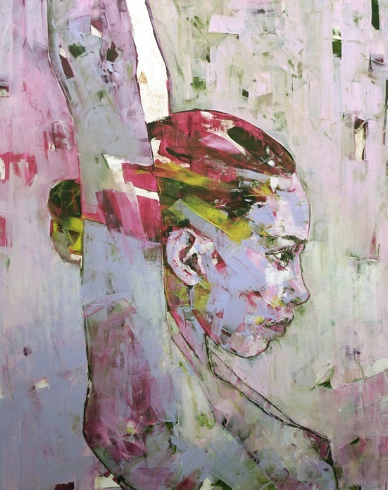 total blur.: Art Fan - Marco Grassi