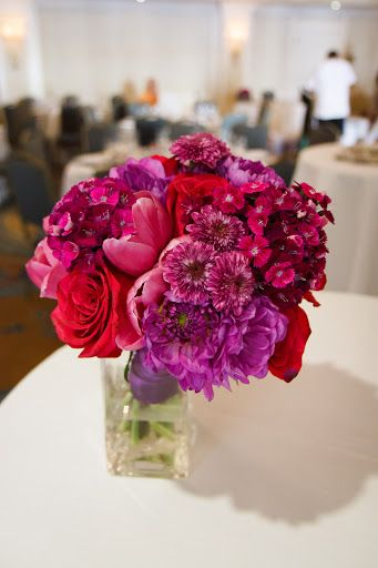 109 Best Images About Events Purple And Hot Pink Wedding