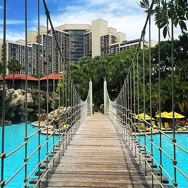 It's time to escape (even if it's just for a little while). Photo of @hrgrandcypress by @haycons on Instagram.