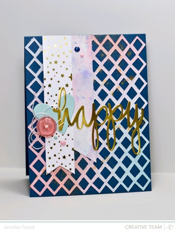 NSD Color Combo challenge @Studio_Calico - Jennifer Picard