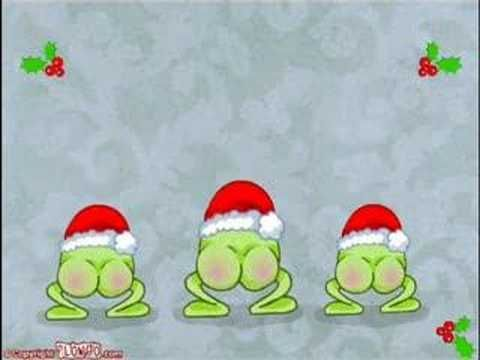 Jingle Farts?! This is just to funny, a little humor never hurt anyone...