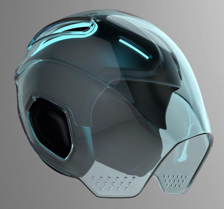 Tron Legacy_Garrett Hedlund helmet_Image Credit Disney Enterprises, Inc.