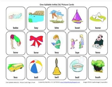 Excellent Set of 30 Articulation Cards for Speech Therapy via @FutureSlps.com.com - Re-pinned by @PediaStaff – Please visit http://ht.ly/63sNt for hundreds of pediatric therapy pins
