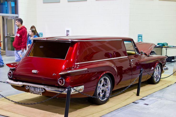Chrysler Valiant Panel
