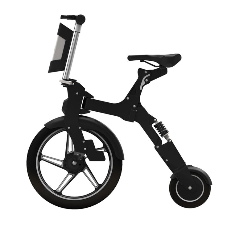 569.99$  Watch here - http://aliglz.worldwells.pw/go.php?t=32790158492 - 36V 250W MINI Q Folding Electric Bike Bicycle for Adult&Child Light Quick Release USB Interface e-bike 18'' 8'' Wheel scooter