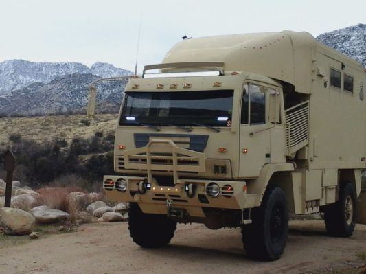 RVs & Campers lmtv m1079 expedition | Overland | Expedition