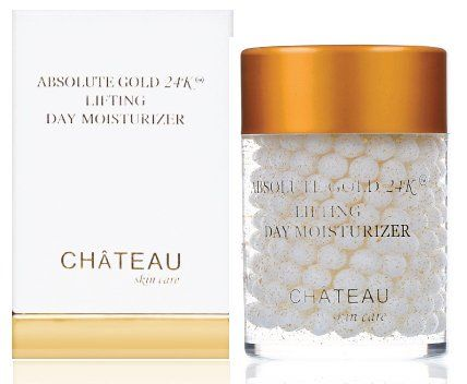 ABSOLUTE GOLD 24K LIFTING DAY MOISTURISER 24 Karat Gold Collagen And Hyaluronic Acid Intensive Hydration And Prevention Of Skin Aging Excellent For All Skin Types 204 Floz 60ml FRAGRANCE FREE CRUELTY FREE PARABEN FREE PETROLEUM FREE -- For more information, visit image link.