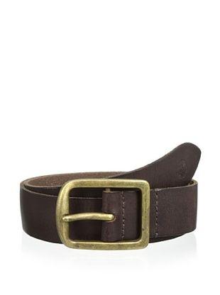 47% OFF Timberland Men's Vintage Belt (Brown)