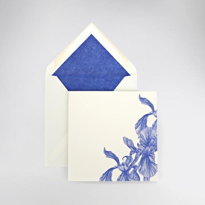 Iris Card Cards And Correspondence Smythson
