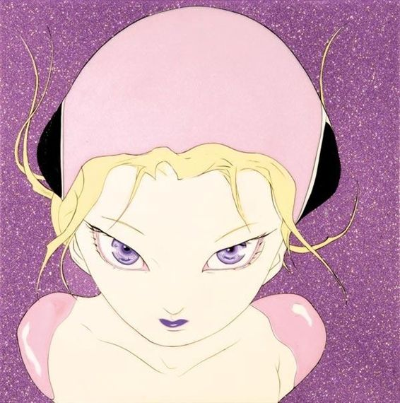 Yoshitaka Amano: Candy Girls