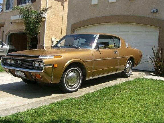 1972 Toyota Crown Coupe