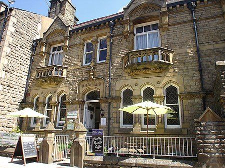 Green's Vegetarian Cafe in Hebden Bridge recommended by India Taylor.