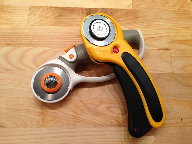 When using the rotary cutter, you always want to think safety first.  Find out why you need a rotary cutter right here at National Sewing Circle.