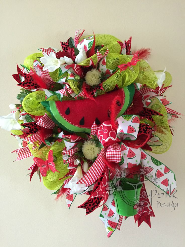 It is so cold here today. So how about little bit of summer with this cute summer watermelon wreath. Use coupon code SPRINGHURRAY to get 15% off. Minimum purchase 35€. Worldwide shipping. Come check out my other decor too. https://www.etsy.com/listing/400756869/watermelon-wreath-summer-wreath-wall?ref=shop_home_active_8 #iwantsummer