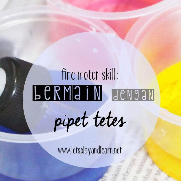 Let's Play and Learn: Warna