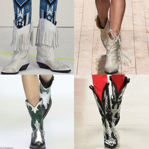4a35f7c759d Trendy Boots for Fall Winter 2018: Cowboy Boots for the Cowgirls ...