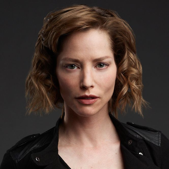 Sienna Guillory plays Moore in Believe.
