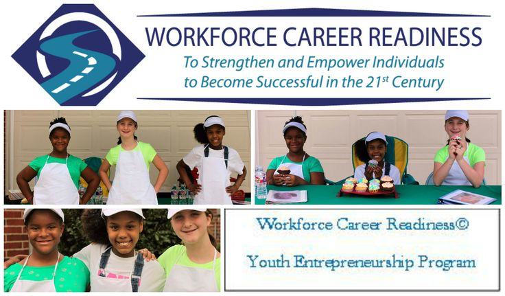 Workforce Career Readiness© Youth Entrepreneurship Program