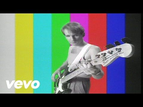 Simple Minds - Promised You A Miracle - YouTube