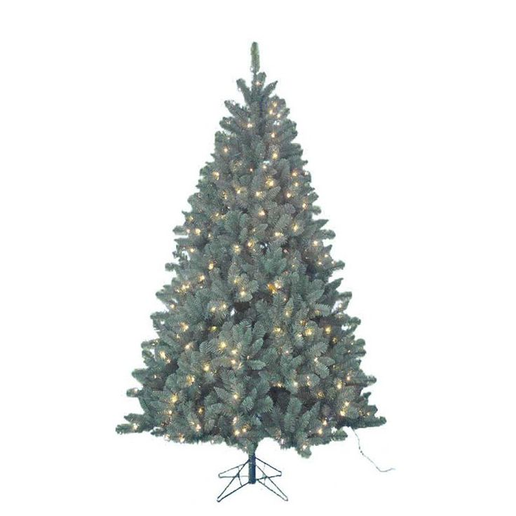 Kurt S. Adler 7 ft. Pre-Lit LED Northwood Pine Tree - TR2340LED