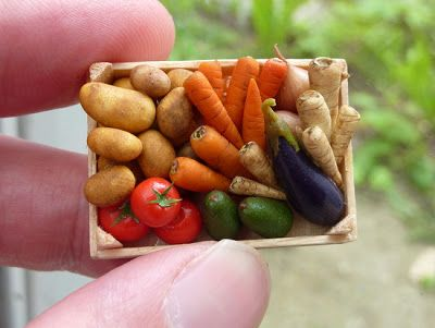 Miniature vegetable