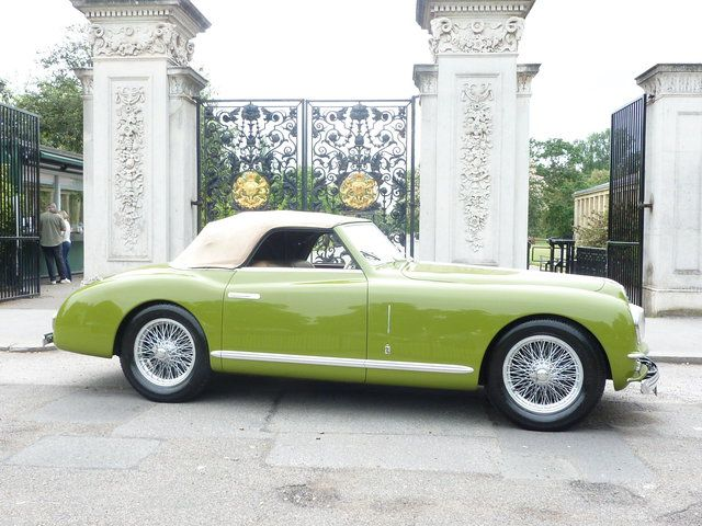 1948 Alfa Romeo 6C 2500 Super Sport Cabriolet Maintenance of old vehicles: the material for new cogs/casters/gears could be cast polyamide which I (Cast polyamide) can produce