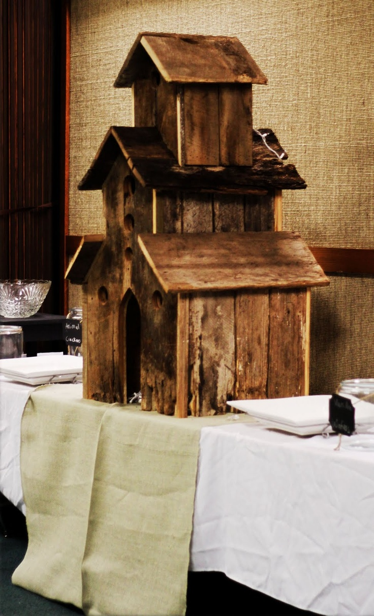 Barn Board Birdhouse Plans - WoodWorking Projects & Plans