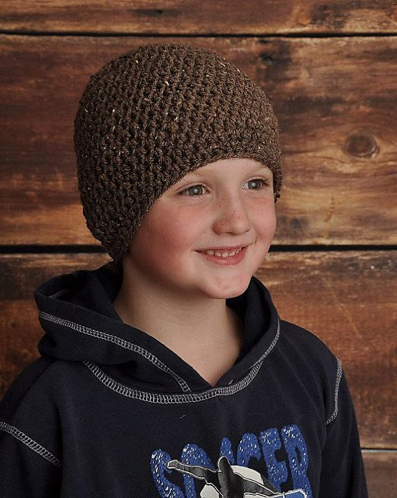 Crochet Jacob Hat Beanie in Newborn -  Child Sizes by LittleSweetheartDesigns
