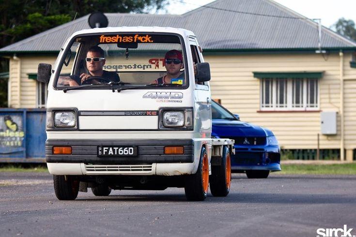 1985 Suzuki Carry                                                                                                                                                      More