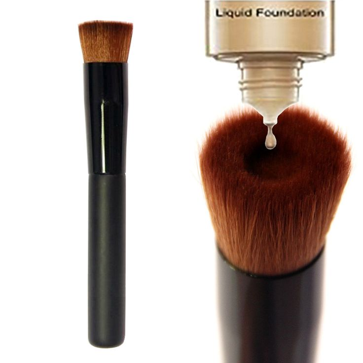 1Pcs Multipurpose Liquid Foundation Brush Pro Powder Makeup Brushes Set Kabuki Brush Premium Face Make up Tool for mac Cosmetics