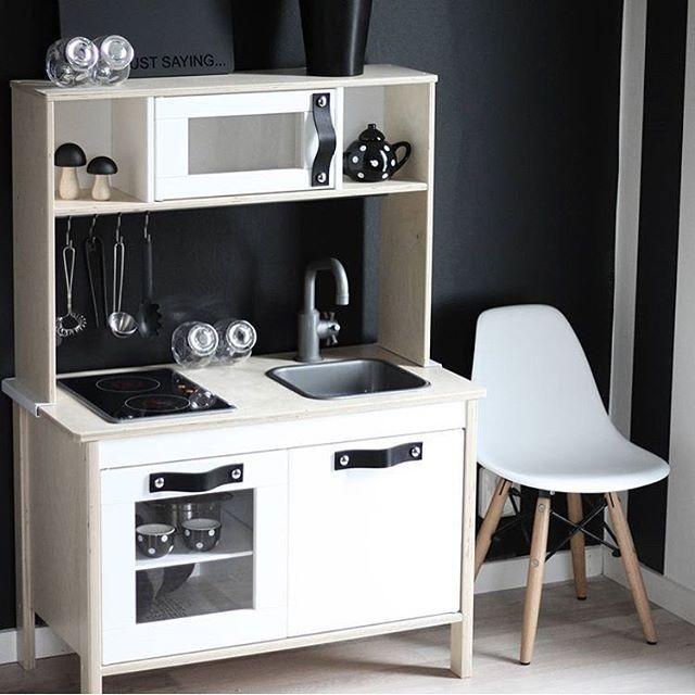 Ikeas kök duktig pimpat med snygga detaljer från @designbysh.se