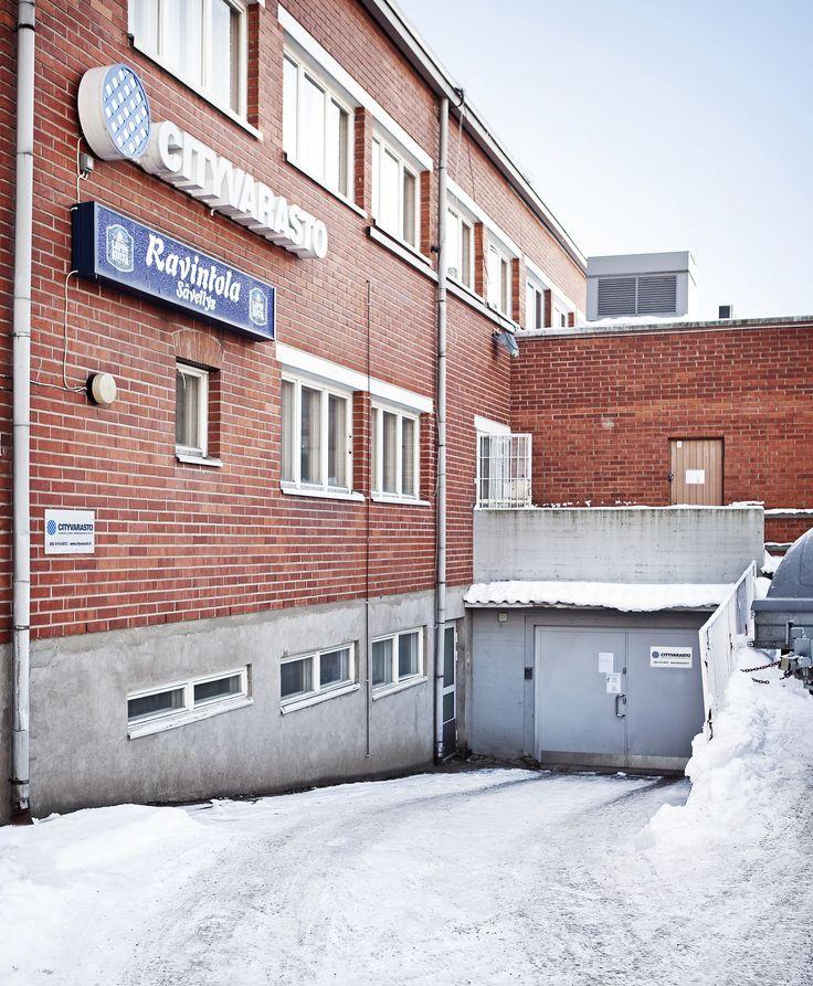 Cityvarasto Laajalahti, Kirvuntie 22, Espoo